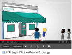 USI Bright Choices Private Exchange Video