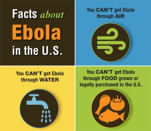 Infographic: Facts about Ebola in the U.S.