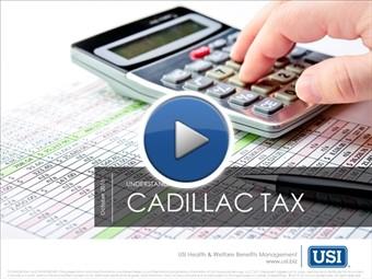 Cadillac Tax Brainshark Image