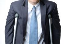 Stock photo: disability insurance
