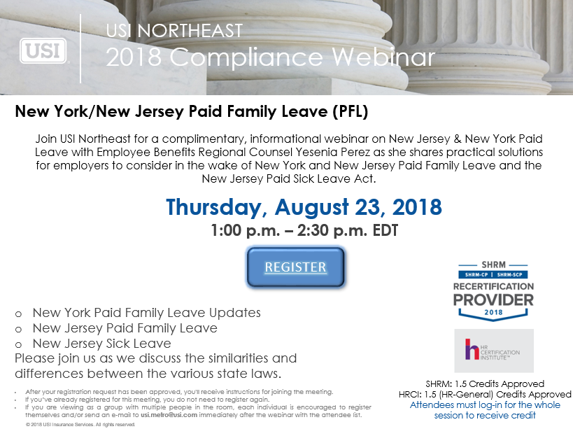 new jersey family leave act essay In the usa, the family medical leave act does enacted in 1993 does not mandate the employer to give salary to the employees who go on a maternity or paternity leave these are only two states in america, california and new jersey that offer a partially paid parental leave (finnigan, 2011.